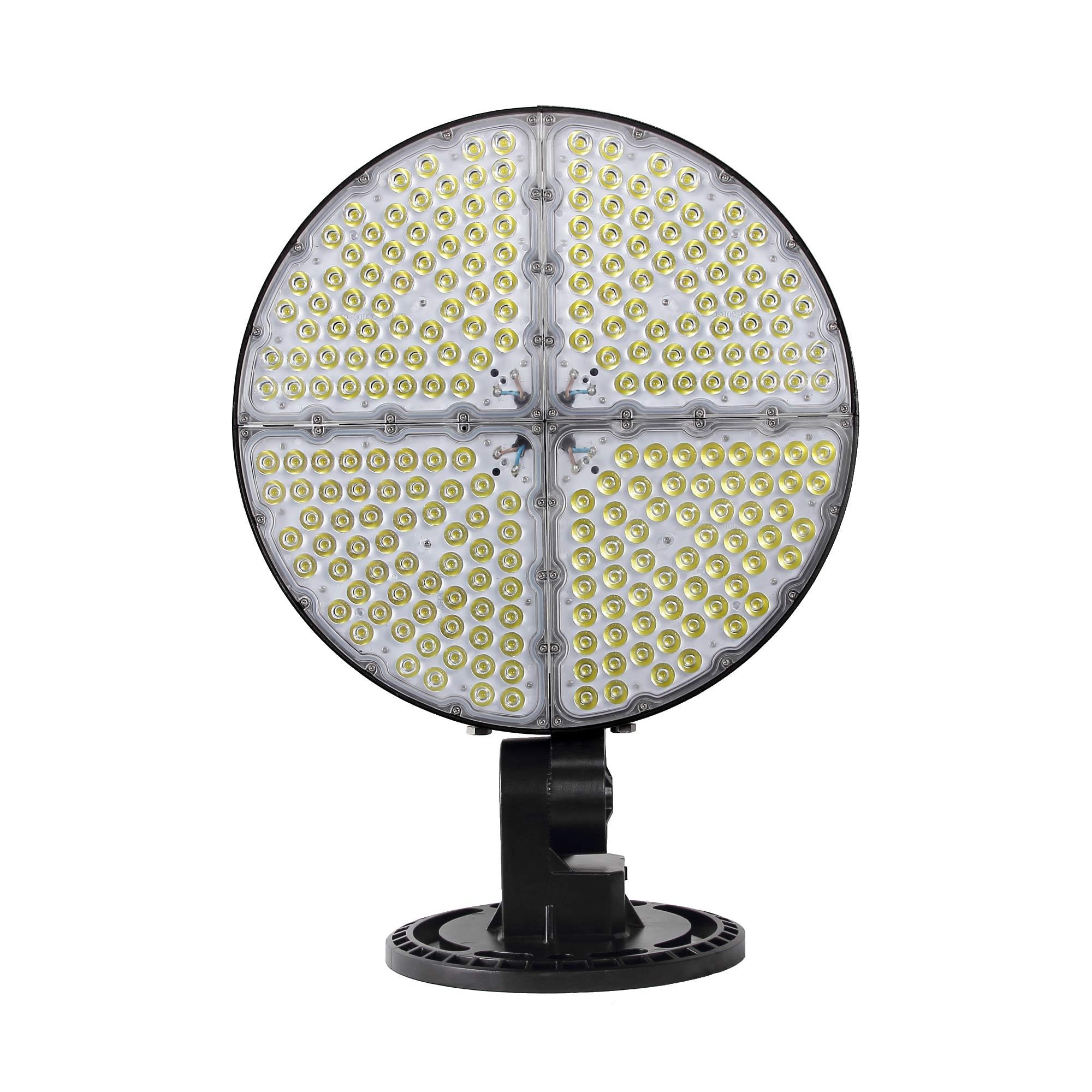 圆形LED球场打